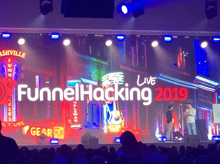 Funnel Hacking Live 2019